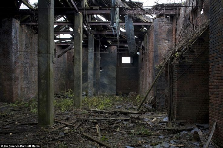 Inside The Lost Island Of New York Eerie Pictures Of The