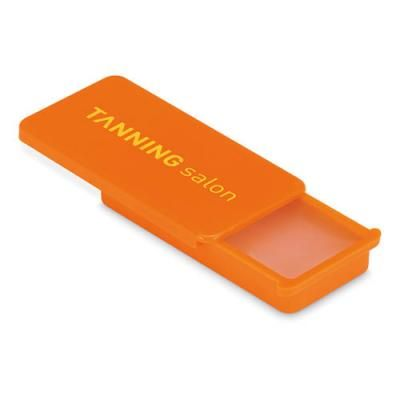 Image of Branded Lip Balm. Printed Natural  Lip Balm In Slip Box.