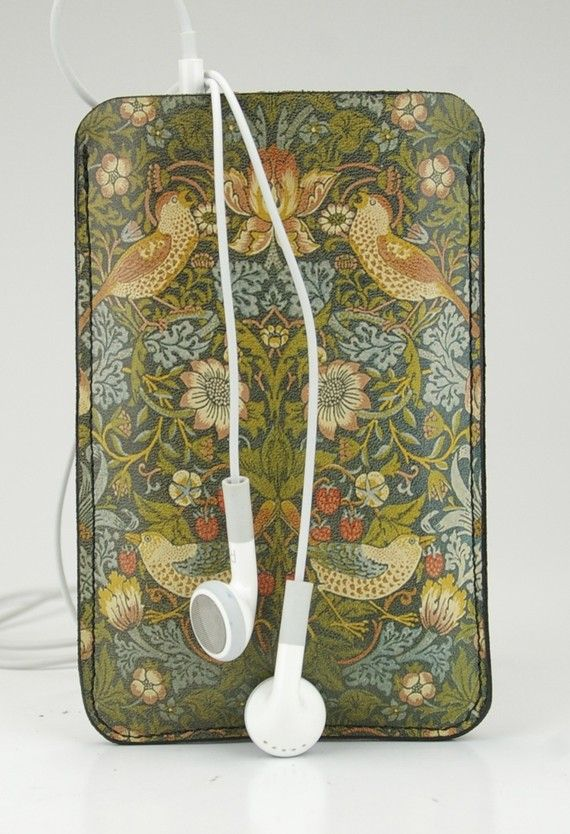 william morris iphone cover