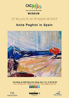 Anita Peghini in Spain