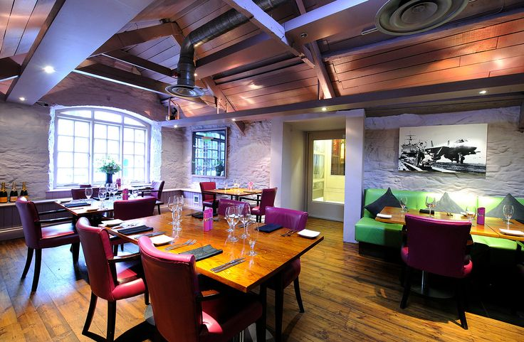 Barbican Kitchen | A fresh, funky brasserie from Chris and James Tanner