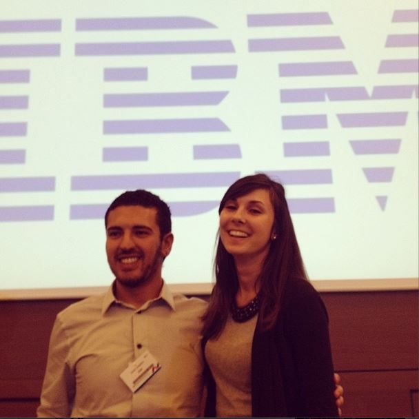 HAPPY ! #CM #IBM #IBMers #IBMBizConnect14