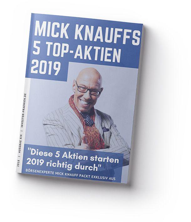 Mick Knauff Aktien