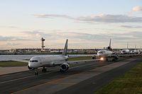 ジョン・F・ケネディ国際空港(ジョン・F・ケネディこくさいくうこう、John F. Kennedy International Airport)は、アメリカ合衆国ニューヨーク市クイーンズ区のジャマイカ湾に面した国際空港である。旧名アイドルワイルド空港 (Idlewild Airport)。