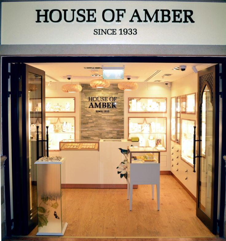 House of Amber - Our shop in Souk Al Bahar, Dubai