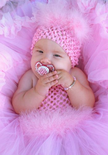 17 Best Images About Pink Babies Pink Boots Pink