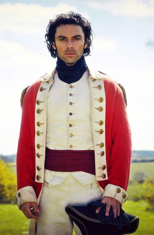 Aidan Turner as Ross Poldark - http://sonny-f.tumblr.com/image/86412072037