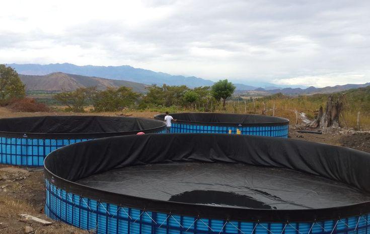 Yaguará (Huila)  Se realizo en el municipio de Yaguará en el departamento del Huila, consta de 3 tanques y todos su equipos para su óptimo funcionamiento: aireacion, blowers, diseño y montaje.