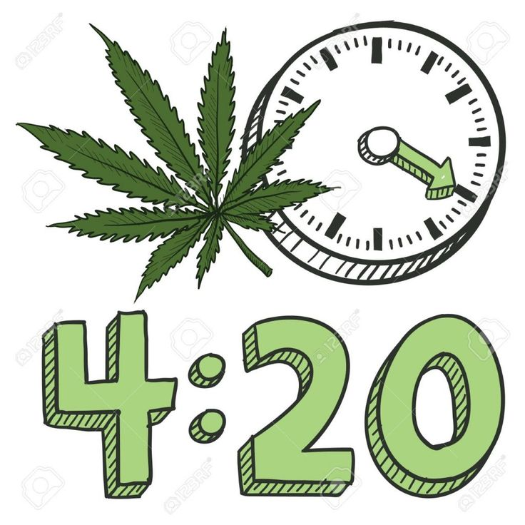 The number 420 is significant to cannabis smokers across the globe.