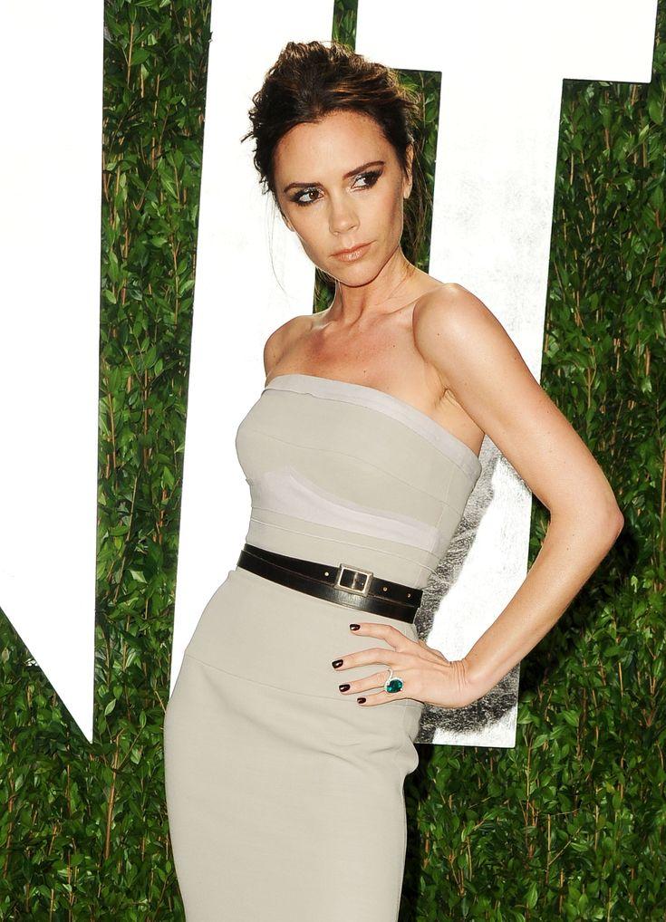 Victoria Beckham stilista solo per donne magre
