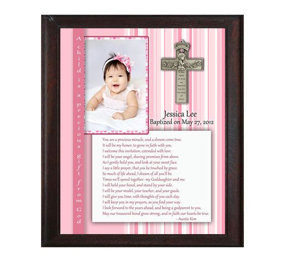 37 best christening images on pinterest baby ideas baptism personalized christening gift for goddaughter from godparents print negle Gallery