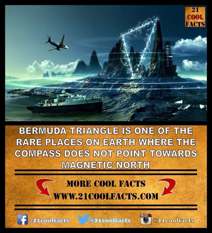 21 Cool Facts about Bermuda Triangle