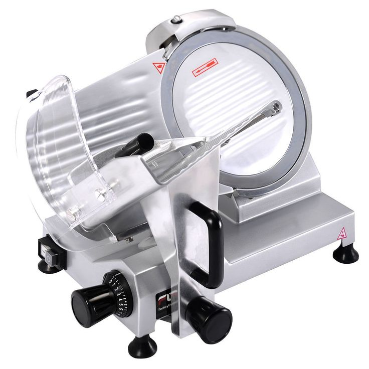 "10"" Blade Commercial Meat Slicer Deli Meat Cheese Food Slicer Industrial Quality - Kitchen & Dining - Home & Garden"