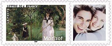 Le truc en plus : le timbre personnalisé - Faire-part de mariage - La Poste pense aux futurs mariés, profitez-en ! Elle propose en effet de jolis timbres spécial mariage, dont le design est régulièrement renouvelé par un créateur. La Poste...