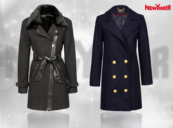 Bundy a kabáty New Yorker pre jeseň a zimu 2014/2015 | Moda.sk