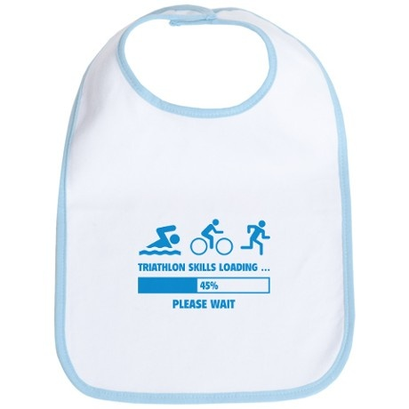 #Triathlete skills loading...