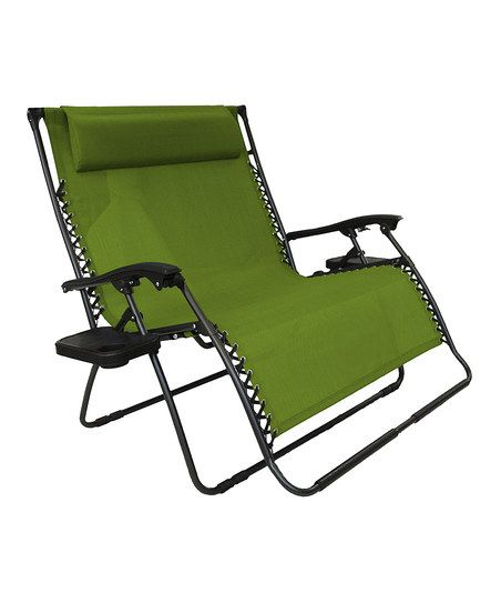 Sage Green Double Gravity-Free Lounger