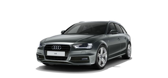The Audi Configurator - Equipment