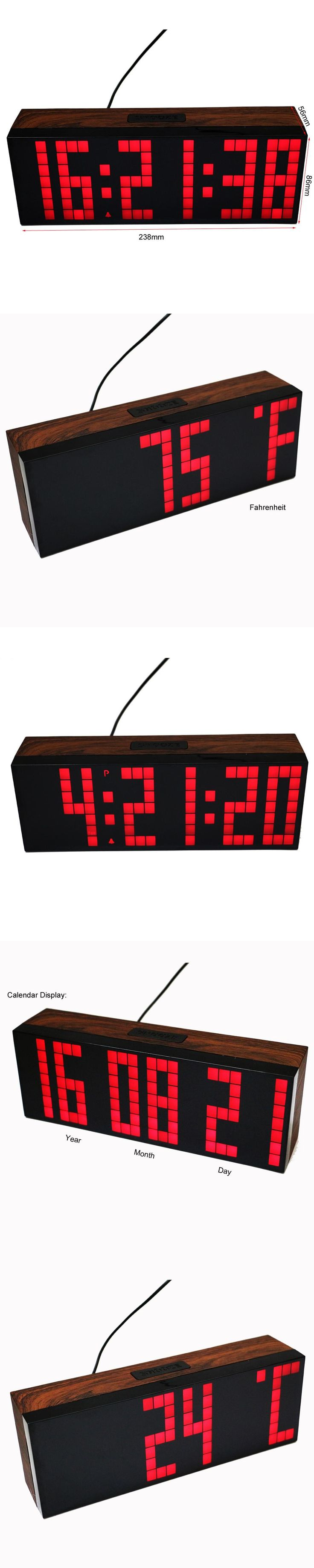Best 25 countdown clock timer ideas on pinterest stopwatch big font led digital alarm temperature calendar wall clocks countdown timer sport timer large led display amipublicfo Choice Image