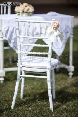 decorazioni sedie matrimonio - Cerca con Google