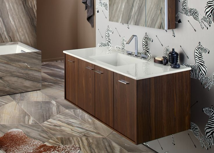 Pictures In Gallery Looking for beautiful smart bathroom furniture Take a look at our new Tailored Vanity Collection featuring five new vanity lines including Jute