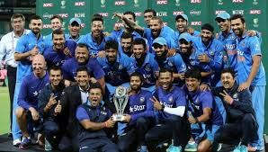 we support indian cricket team