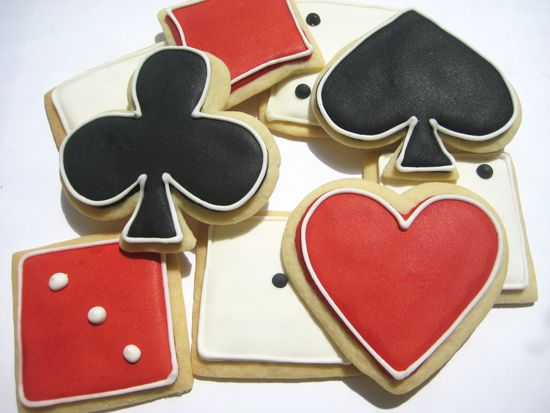 sugar cookie ideas, like the suits