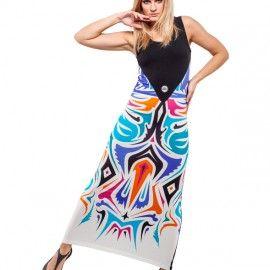 Mut Dress (Colorful)
