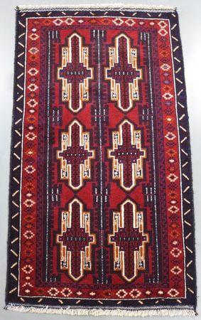 Baluchi Fine Tribal Rug (Ref 908) 148x87cm - PersianRugs.com.au
