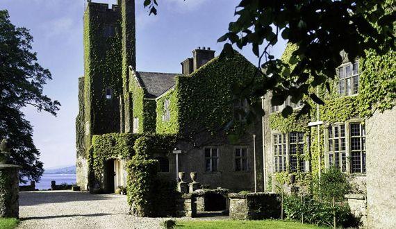 Belle Isle, Ireland... Rent a Castle