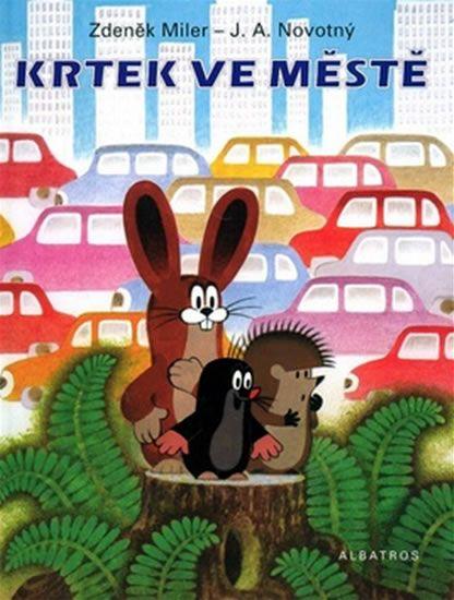 #Mole in the city:) I love #Krtek wordless #cartoon from the Czecks