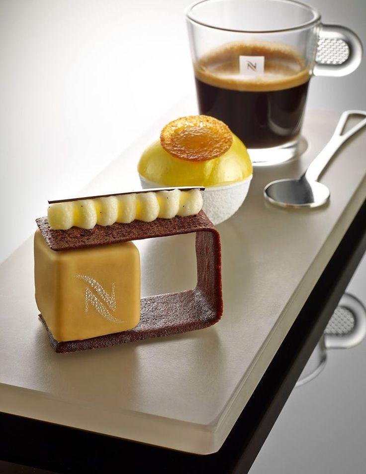 nespresso dessert by mathias