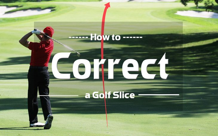How to Correct a Golf Slice. When you want to learn how to cure a golf slice, you will need the following: Adequate space for you to practice your drills...