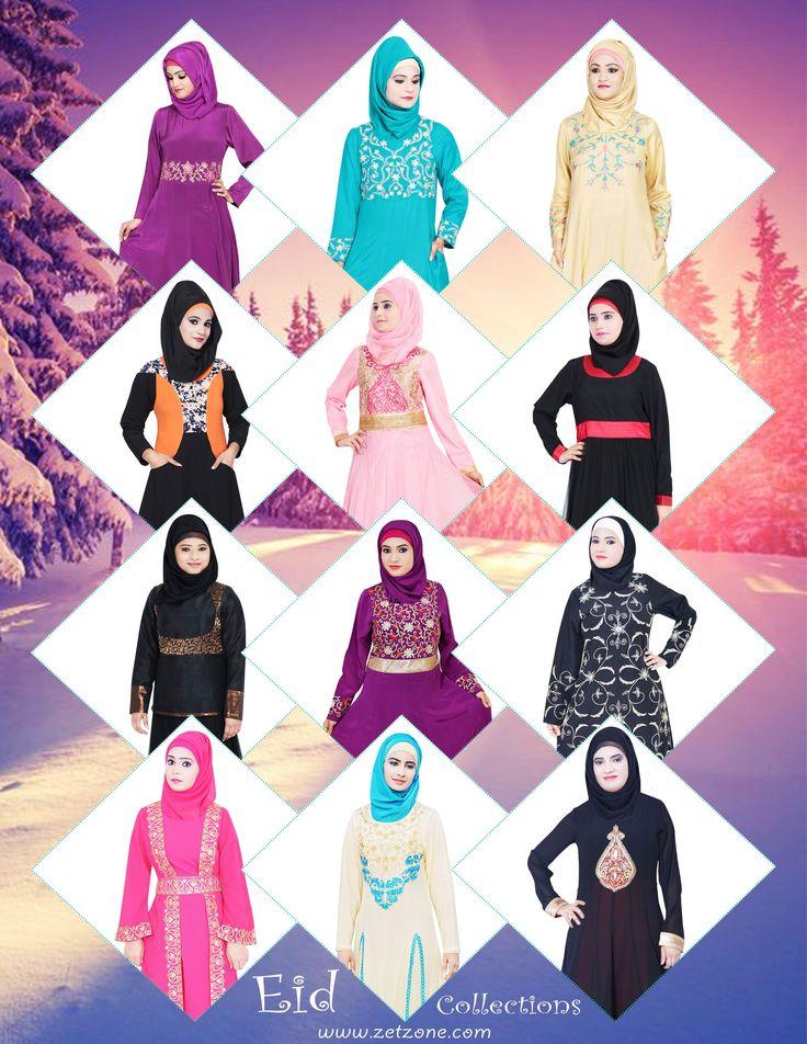 Most Popular Abayas Collection - zetzone.com  New Register and Get 10% Off - Use Coupon: ZFC-10 | Shop Now » https://www.zetzone.com/women/islamic-clothing/abaya #Abaya #IslamicClothing #ModestClothing #IslamicShop #MuslimShop #ModernAbaya #BuyAbayaOnline #Hijab #IslamicWear