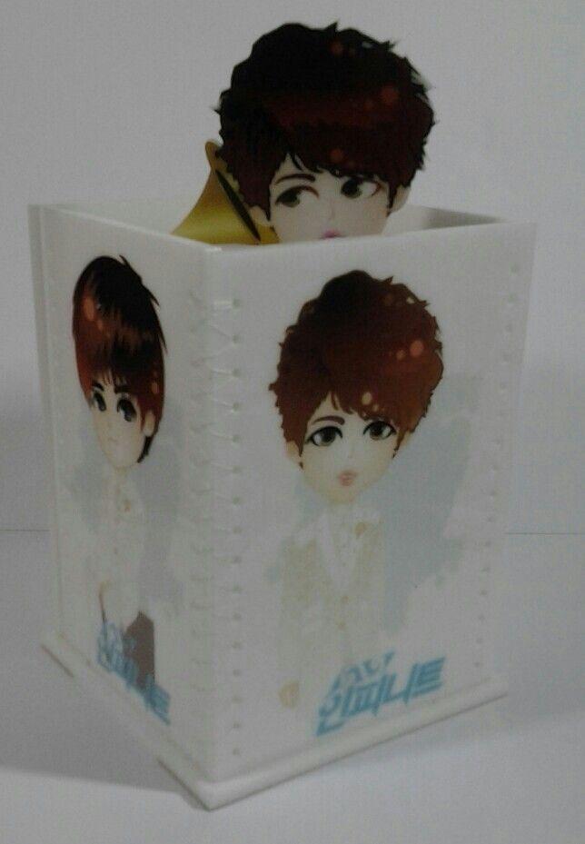 Portable box acrylic INFINITE