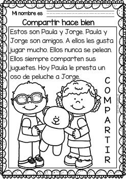 Easy-Reading-for-Reading-Comprehension-in-Spanish-special-edi-Good-Manners-2073396 Teaching Resources - TeachersPayTeachers.com