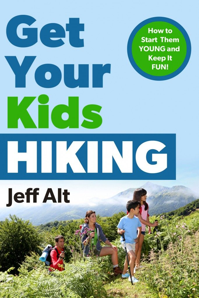 A family-friendly guide to getting kids outdoors at any age.