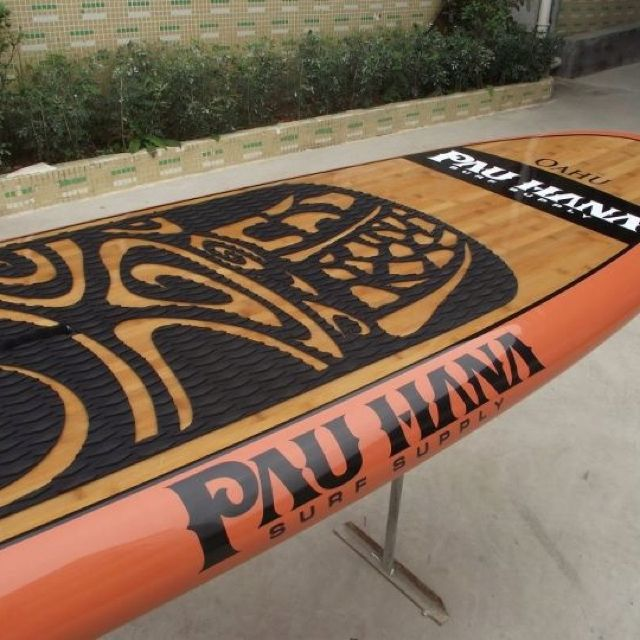 Alley Designs Stand Up Paddle Boards : Awesome paddle board traction pad sup art