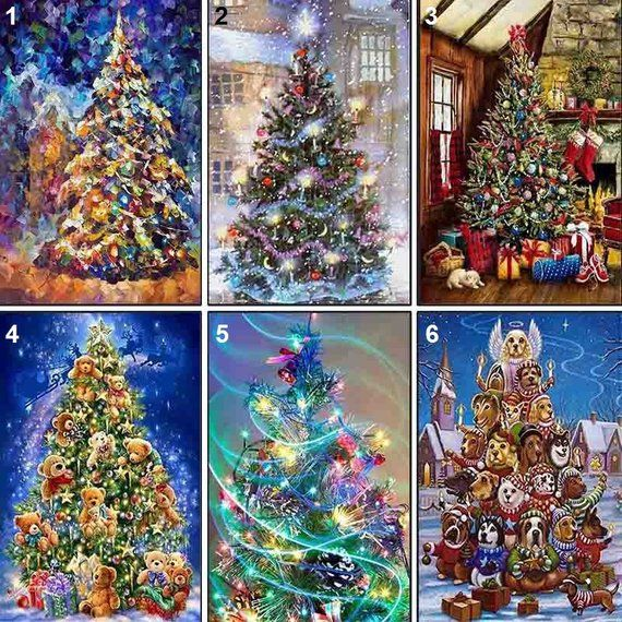 This Item Is Unavailable Diamond Painting 5d Diamond Painting Diy Christmas Tree