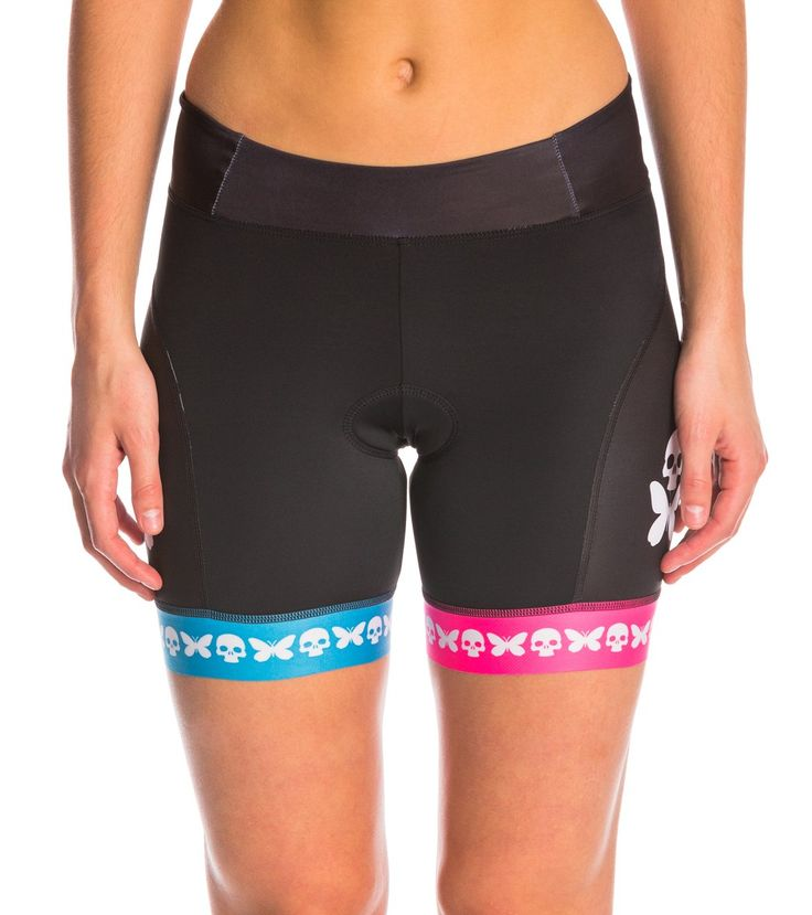 Betty Designs Women's Team Issue Triathlon Shorts at SwimOutlet.com – The Web's most popular swim shop