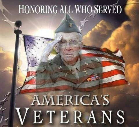 Why America's Veterans should be honored.?