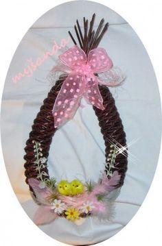 Velikonoční pletení 2011
