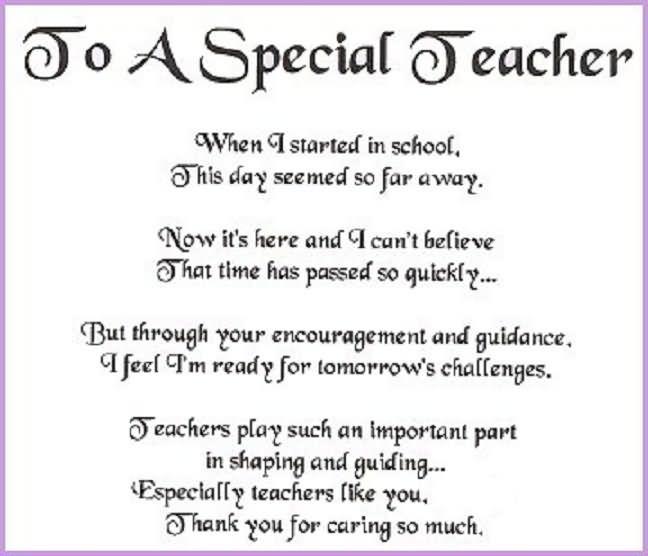 Short thank you letter for teacher mersnoforum short spiritdancerdesigns Choice Image