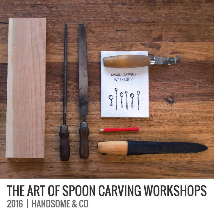 I'm very excited to announce the dates for my 2016 Spoon Carving Workshops which will be held at the amazing Handsome & Co woodworking studios!  Hearth Collective X Handsome & Co  THE ART OF SPOON CARVING WORKSHOPS |  2016  During this workshop I will be taking you through the basics of carving a spoon. By the end of the day you can expect to have made a simple spoon of your own to take home, and also to have mastered the basic skills, to sufficiently practice on your own.  The workshop…
