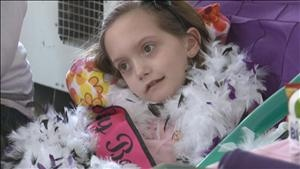 Trinity is 9 and dying from a rare brain cancer.  Her final wish is that Justin Bieber send her a birthday message.  Please help her by tweeting #trinityswish.  Here's more on her story http://on.wkyc.com/zUvsCX