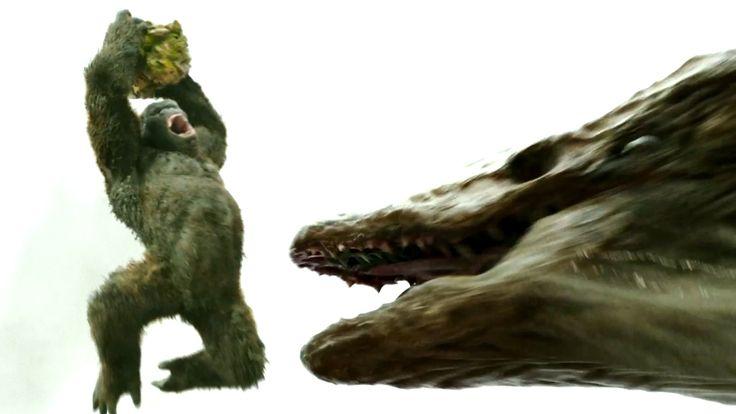 'Kong: Skull Island' Movie Clip - Skull Crawler vs Kong https://www.youtube.com/watch?v=XY2iitL_QnA #timBeta