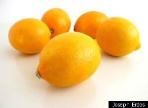 Gorgeous Meyer lemons: Lemon Yum, Lemon Desert, Meyer Lemons, Lemons Yum