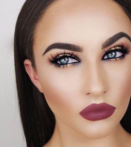 Best Fall Makeup Trends 2016