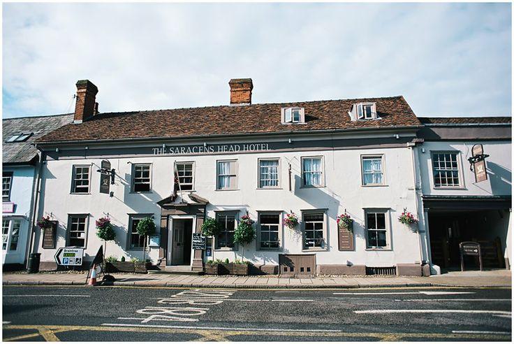Saracens Head - Great Dunmow #Link4Coffee #L4G http://www.saracenshead-hotel.co.uk/