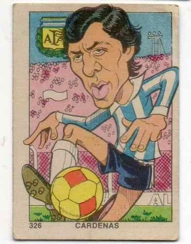 Cardenas #326 - Argentina 1976